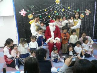 サンタさんありがとう